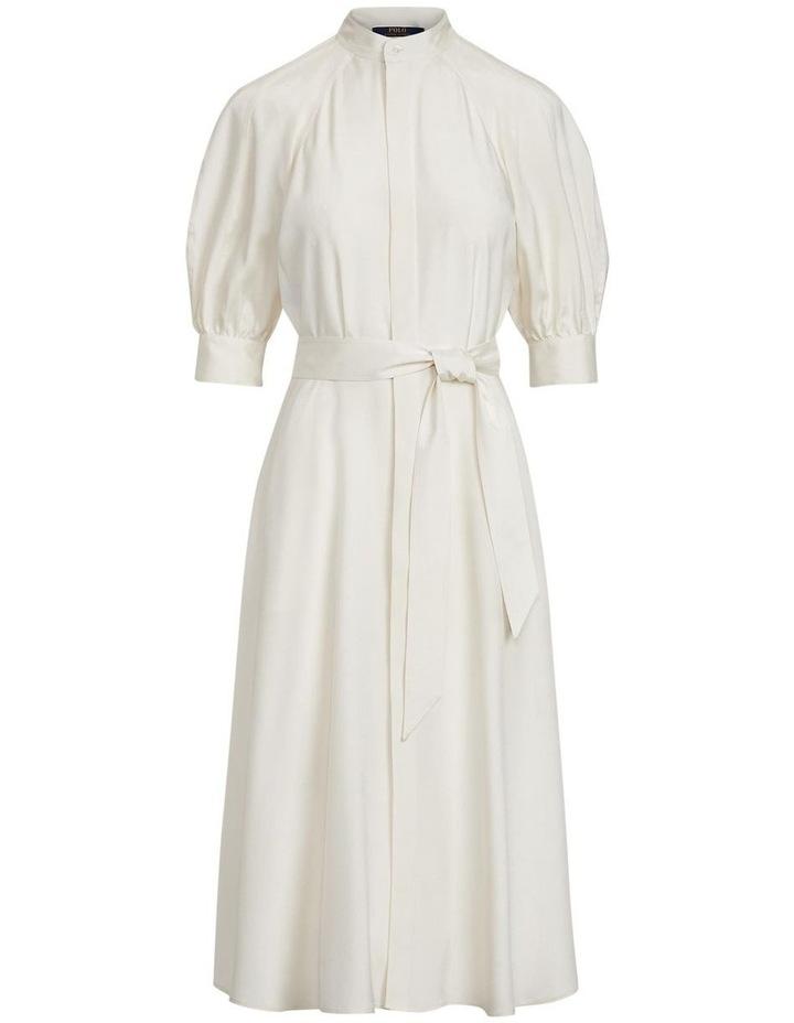 Silk A-Line Dress image 5