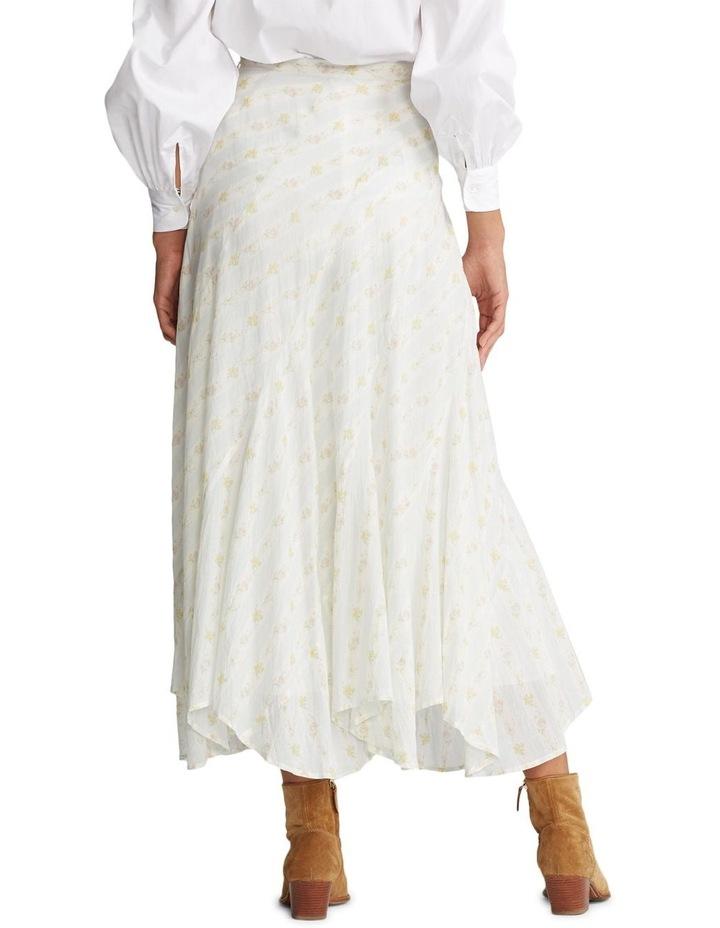 Cotton A-Line Skirt image 2