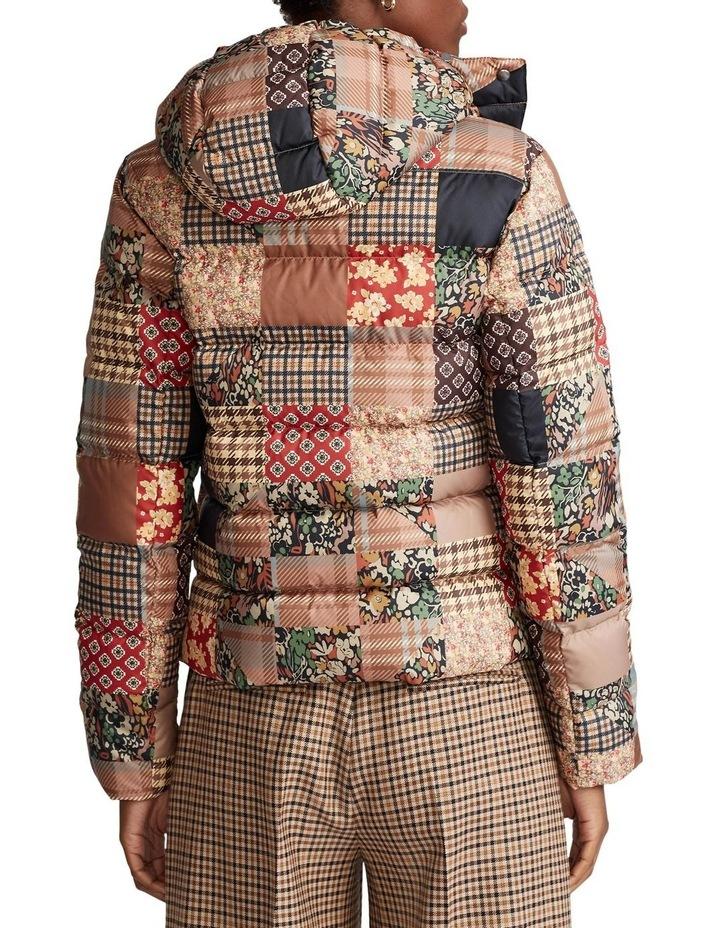 Patchwork Down-Filled Jacket image 2