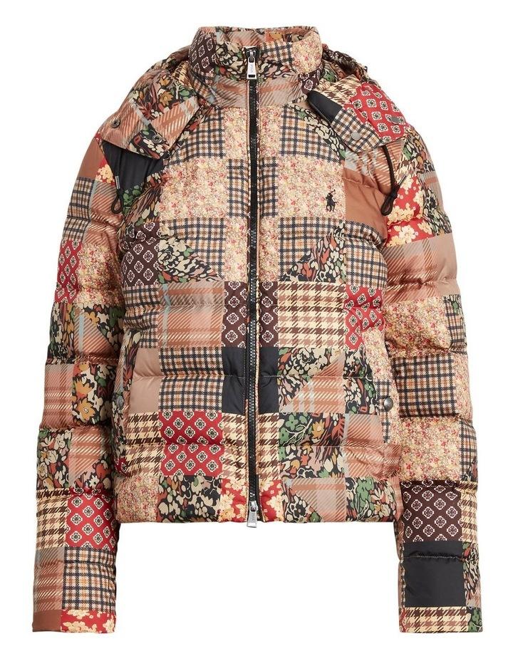 Patchwork Down-Filled Jacket image 3