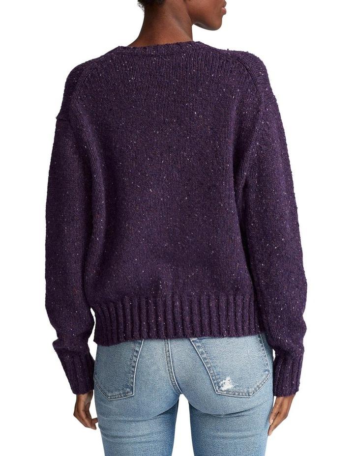 Logo Wool-Blend Sweater image 2