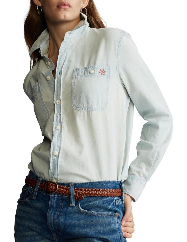 Polo Bear Chambray Shirt image 1