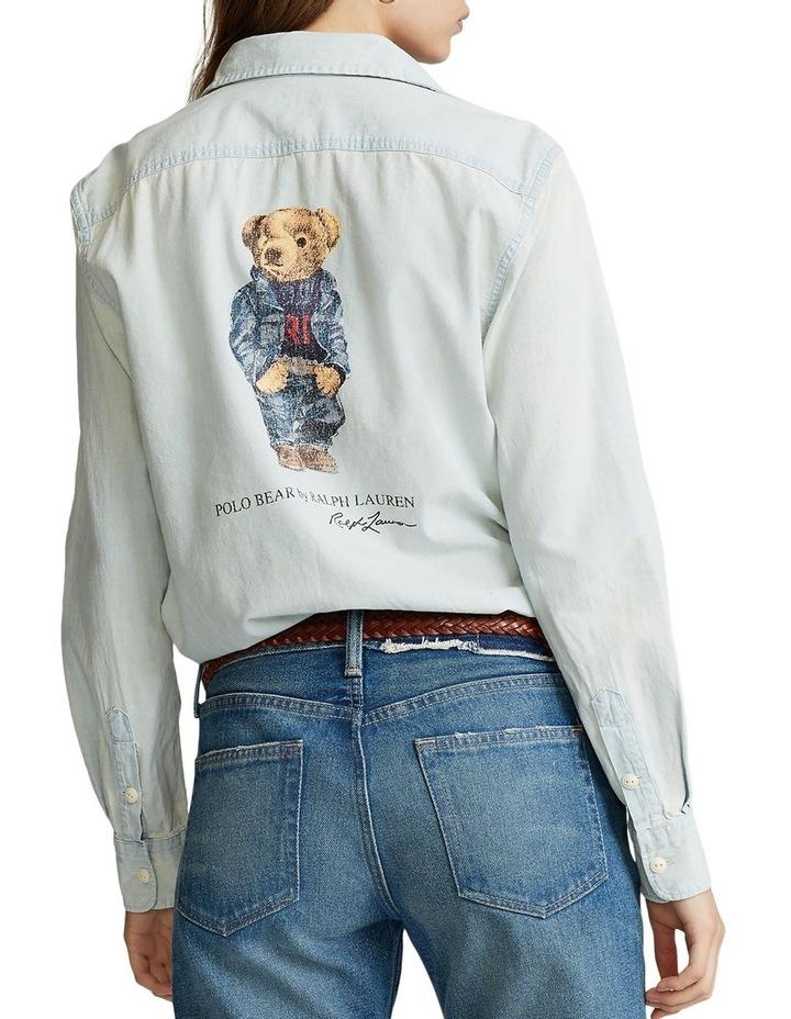 Polo Bear Chambray Shirt image 2