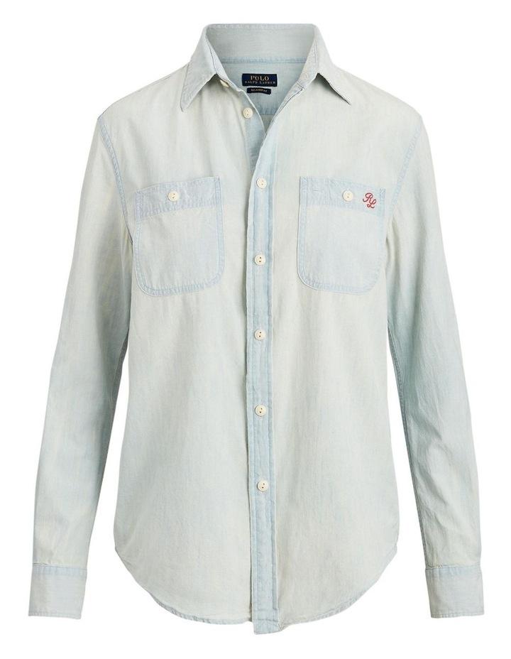 Polo Bear Chambray Shirt image 3