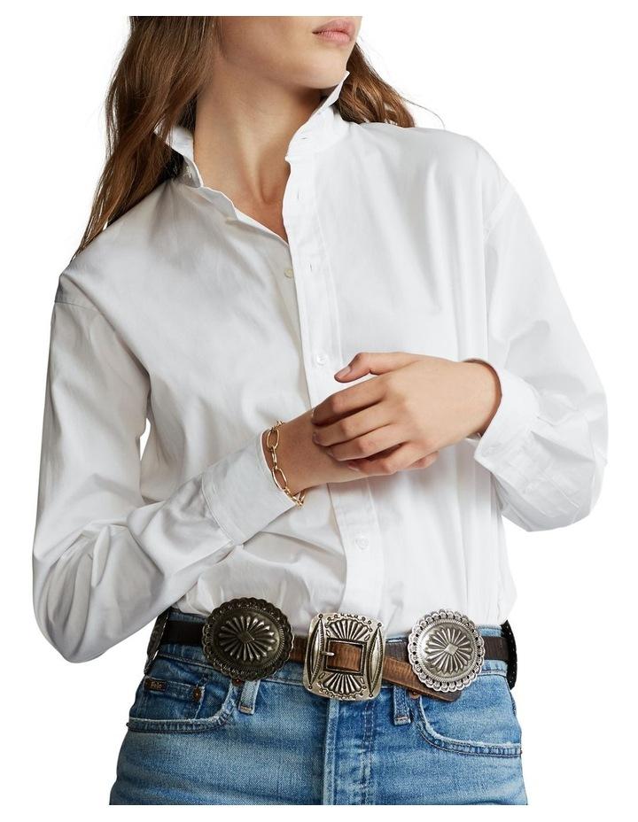 Cotton Broadcloth Shirt image 1