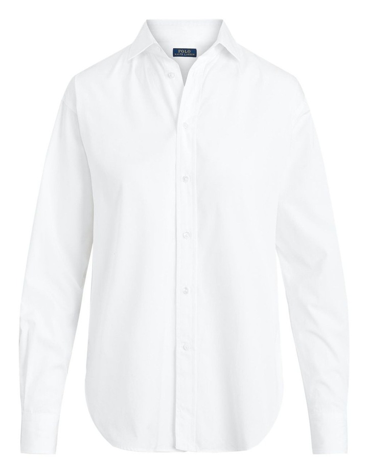 Cotton Broadcloth Shirt image 3