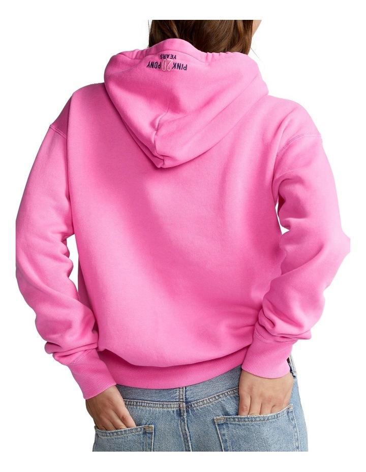Pink Pony Fleece Hoodie image 2