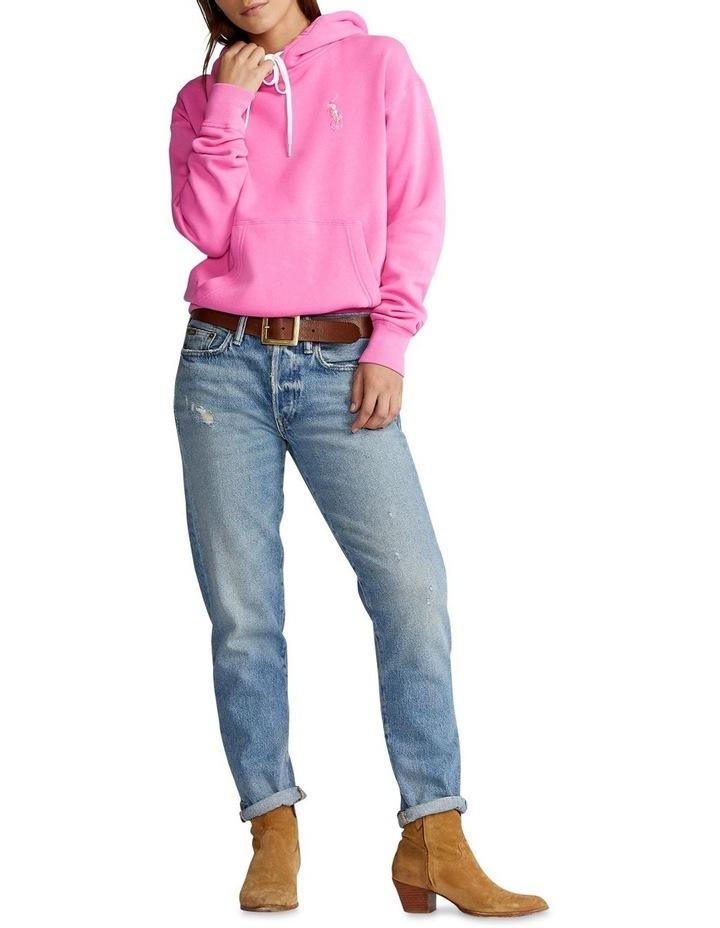 Pink Pony Fleece Hoodie image 3