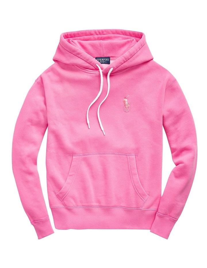 Pink Pony Fleece Hoodie image 4