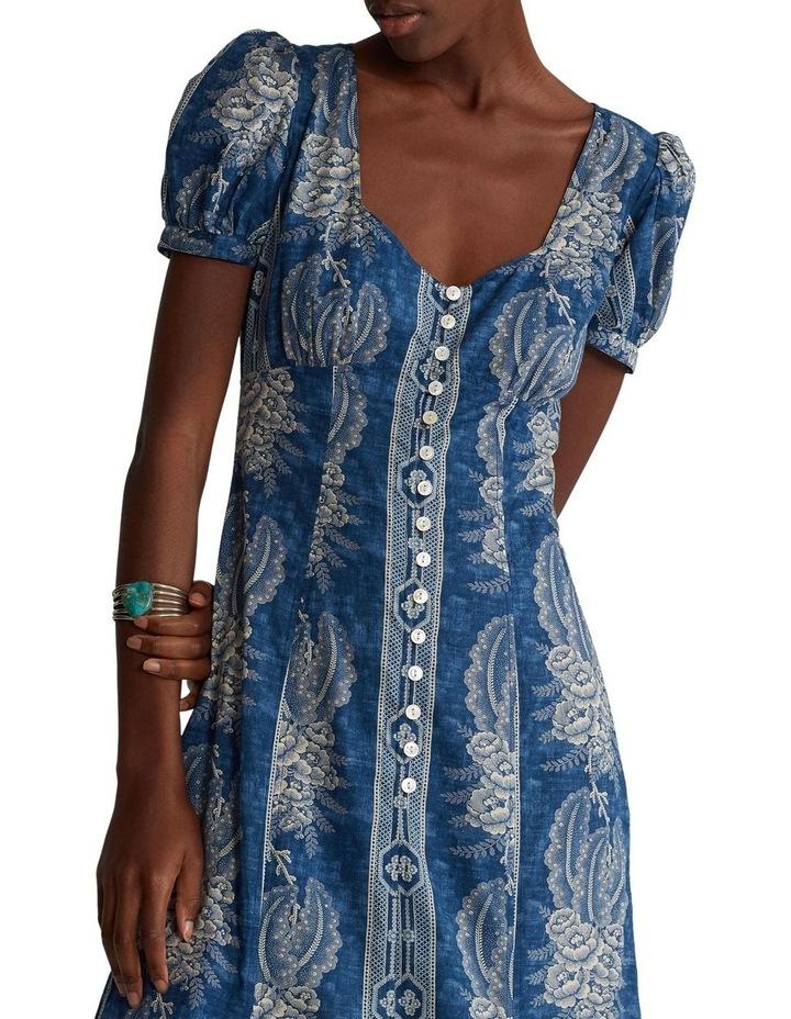 Floral Cotton Dress image 1
