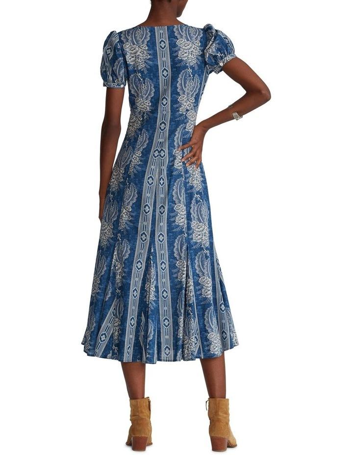 Floral Cotton Dress image 2