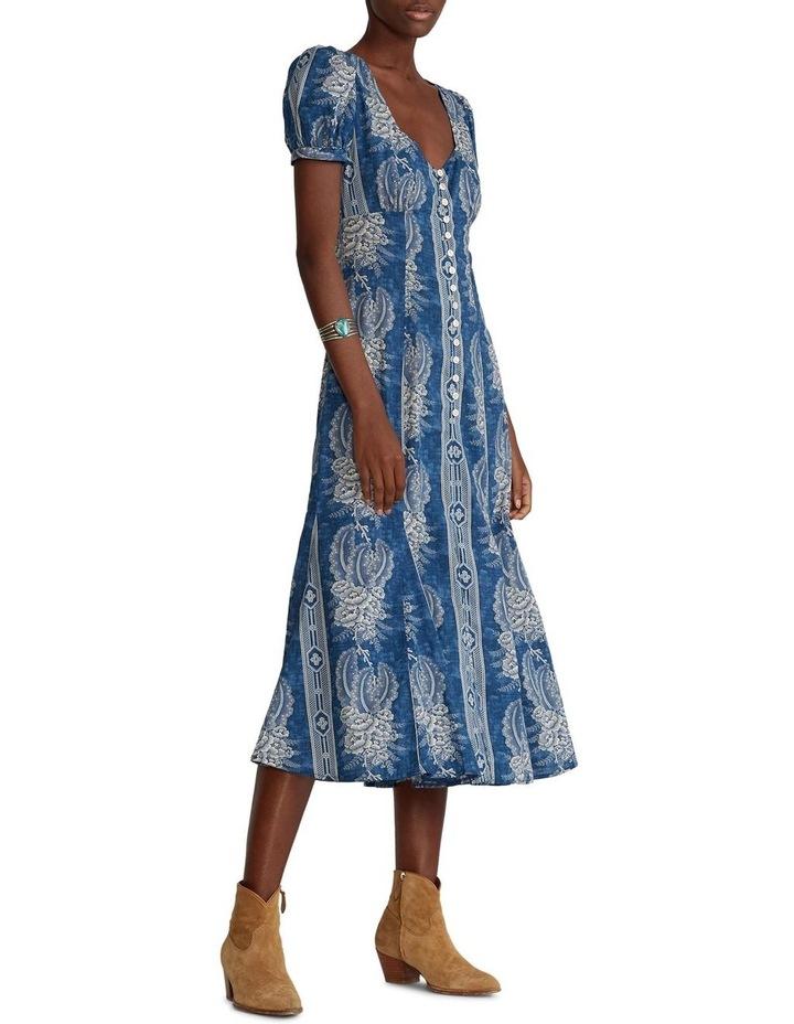 Floral Cotton Dress image 3