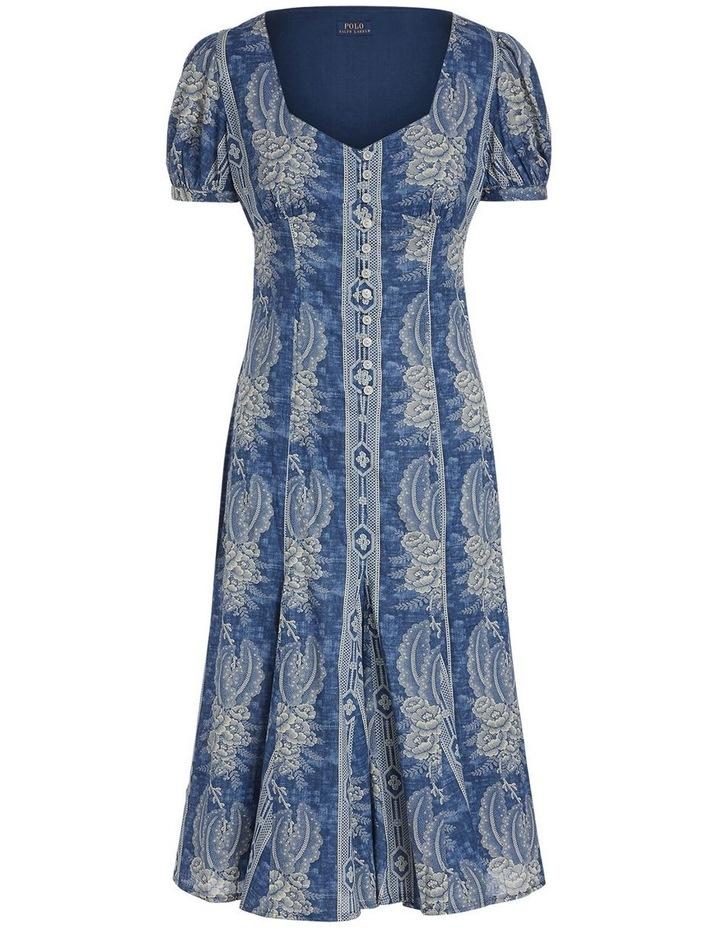 Floral Cotton Dress image 4