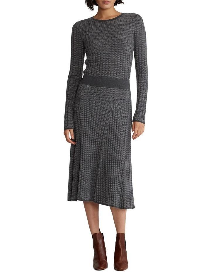 Ribbed Wool Skirt image 3