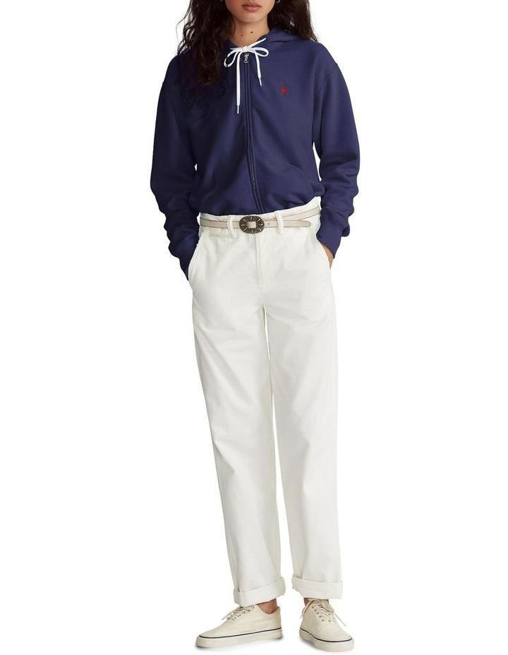 Fleece Full-Zip Hoodie image 3