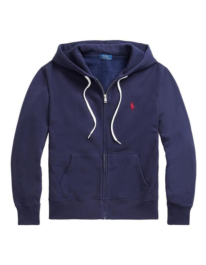 Fleece Full-Zip Hoodie image 4