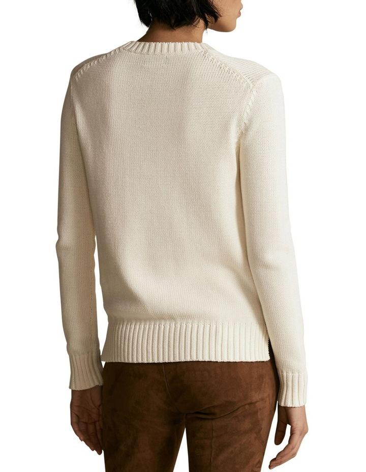 Polo Bear Crewneck Sweater image 2