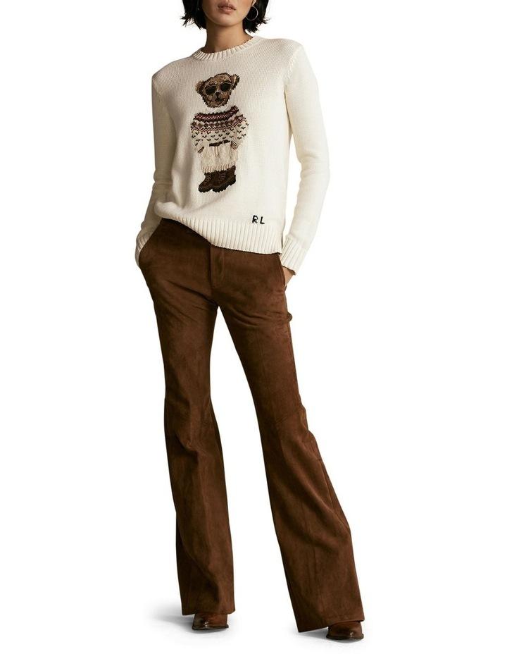 Polo Bear Crewneck Sweater image 3