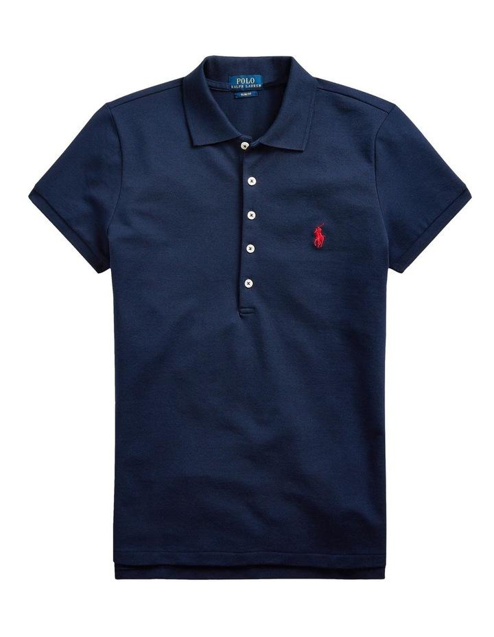 Slim Fit Stretch Polo Shirt image 3