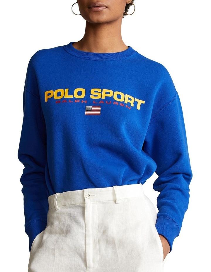 Polo Sport Fleece Sweatshirt image 1