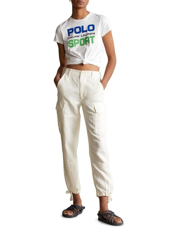 Polo Sport Cotton Tee image 3