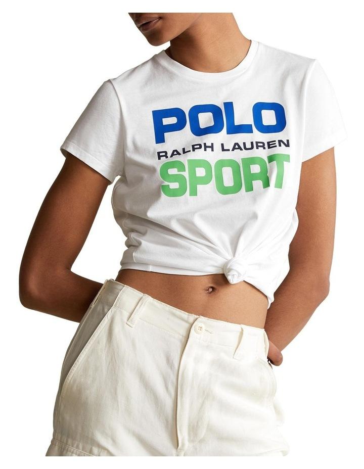 Polo Sport Cotton Tee image 4