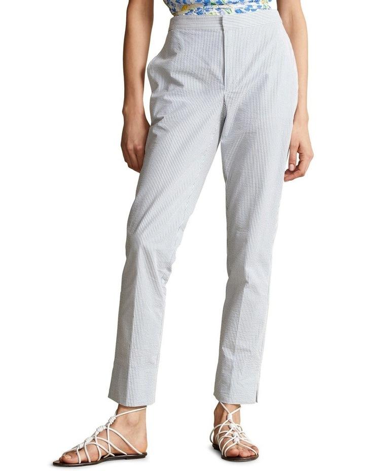 Cotton Seersucker Pant image 1