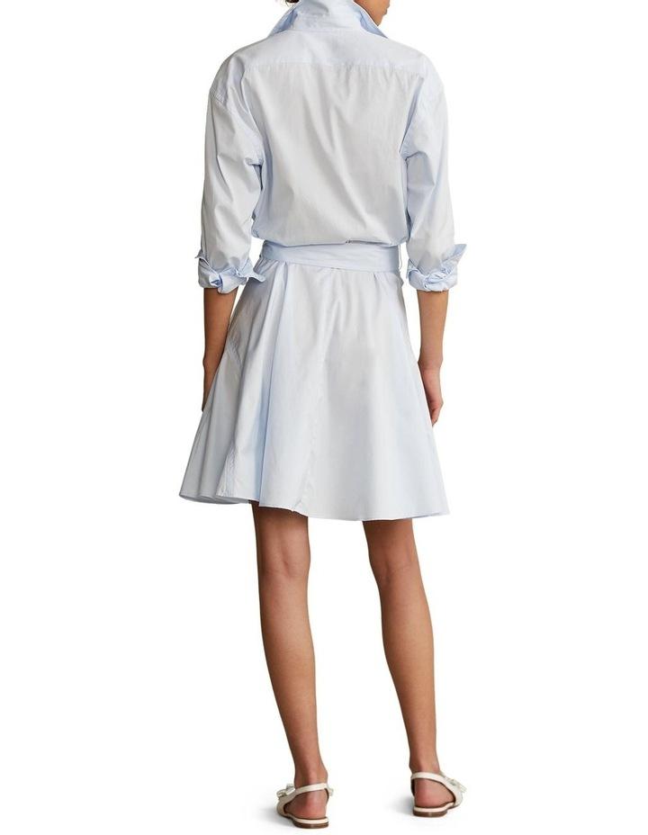 Cotton Broadcloth Shirtdress image 2