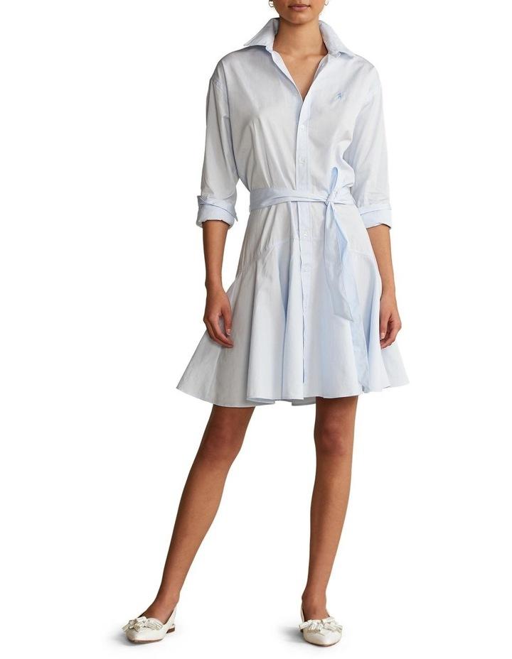Cotton Broadcloth Shirtdress image 3