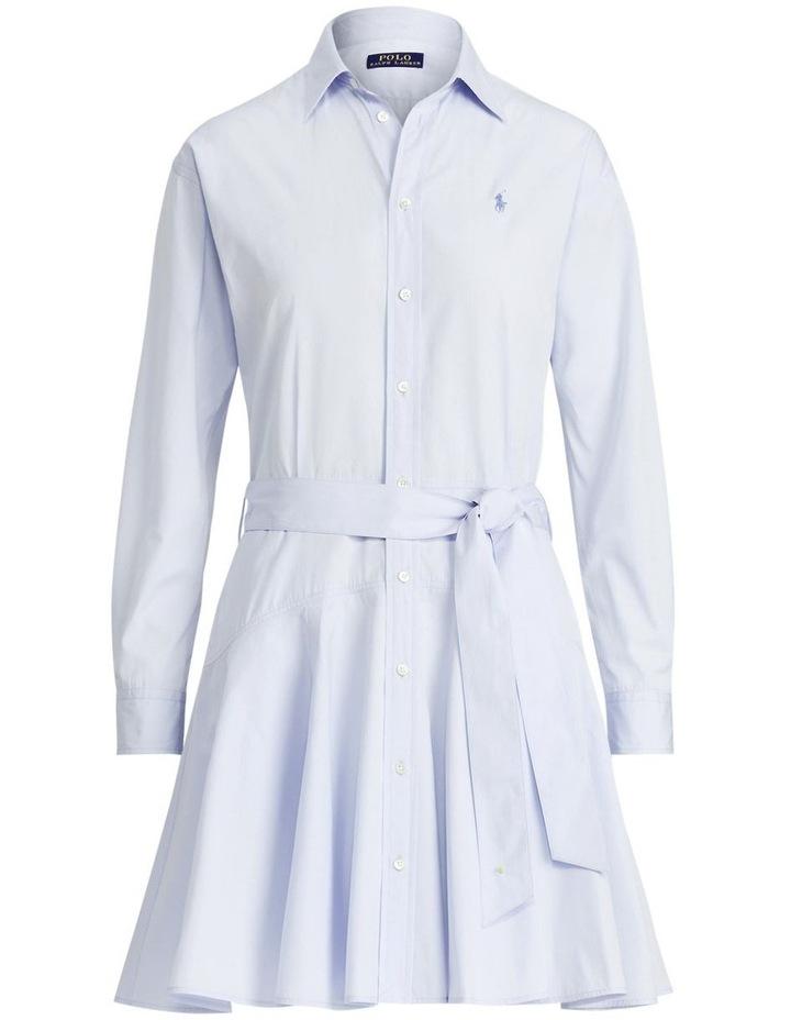 Cotton Broadcloth Shirtdress image 4