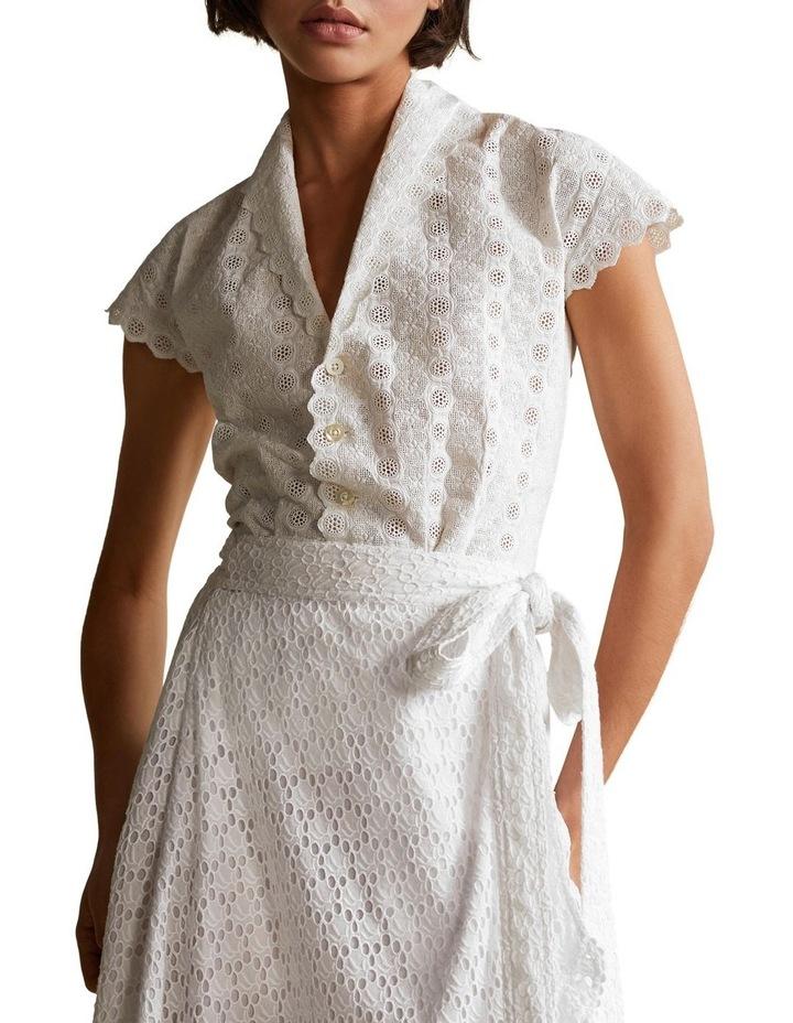 Eyelet Cotton Blouse image 1