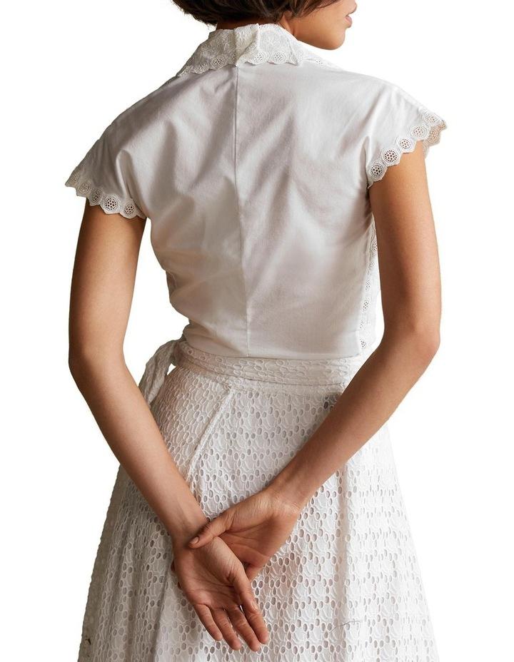 Eyelet Cotton Blouse image 2