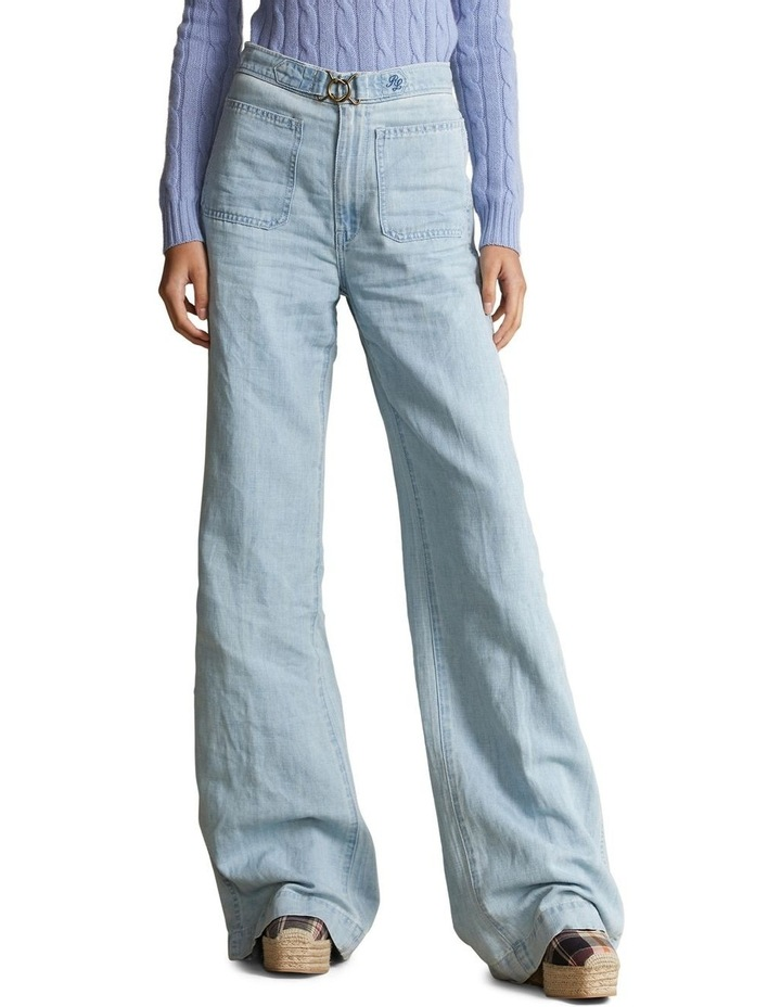 Margery Wide-Leg Jean image 1