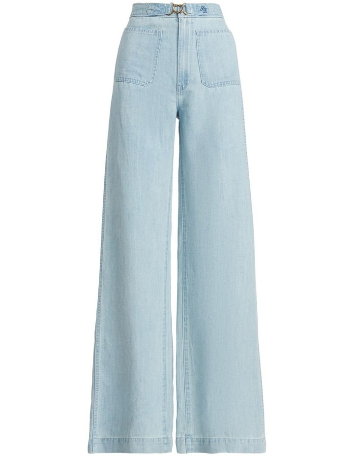 Margery Wide-Leg Jean image 4