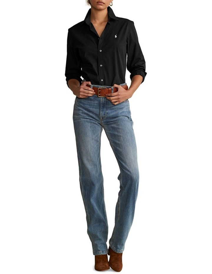 Classic Fit Stretch Shirt image 3