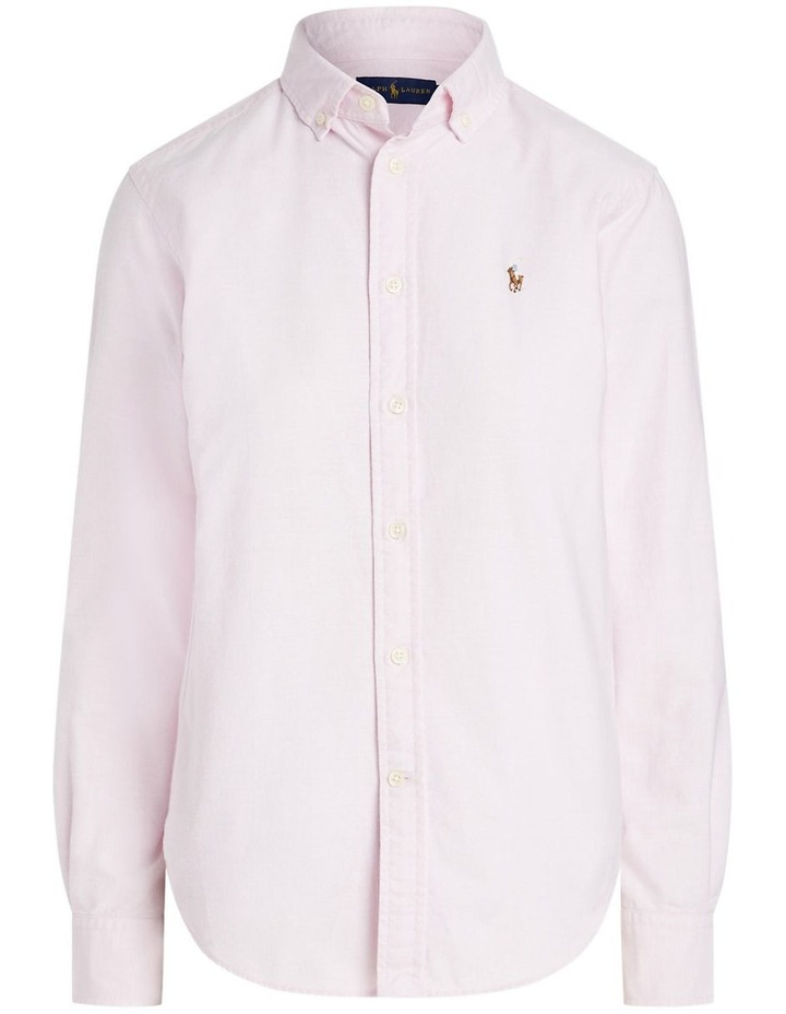 Classic Fit Oxford Shirt image 4
