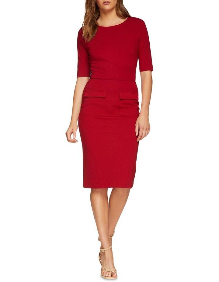 Giselle Ponti Dress image 1
