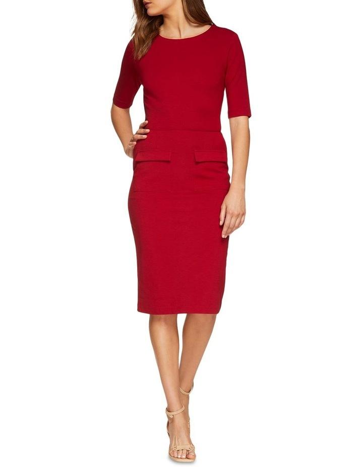 Giselle Ponti Dress image 2