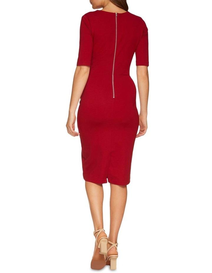 Giselle Ponti Dress image 3