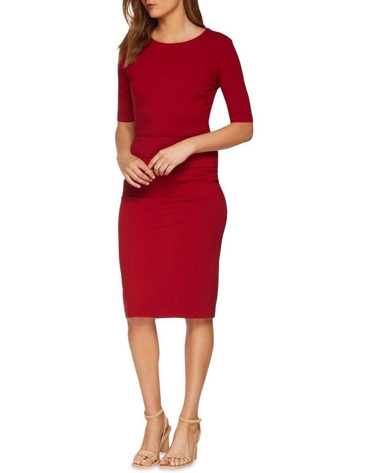 Giselle Ponti Dress image 5