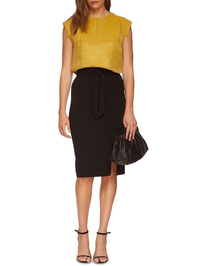 Layla Ponti Skirt image 1