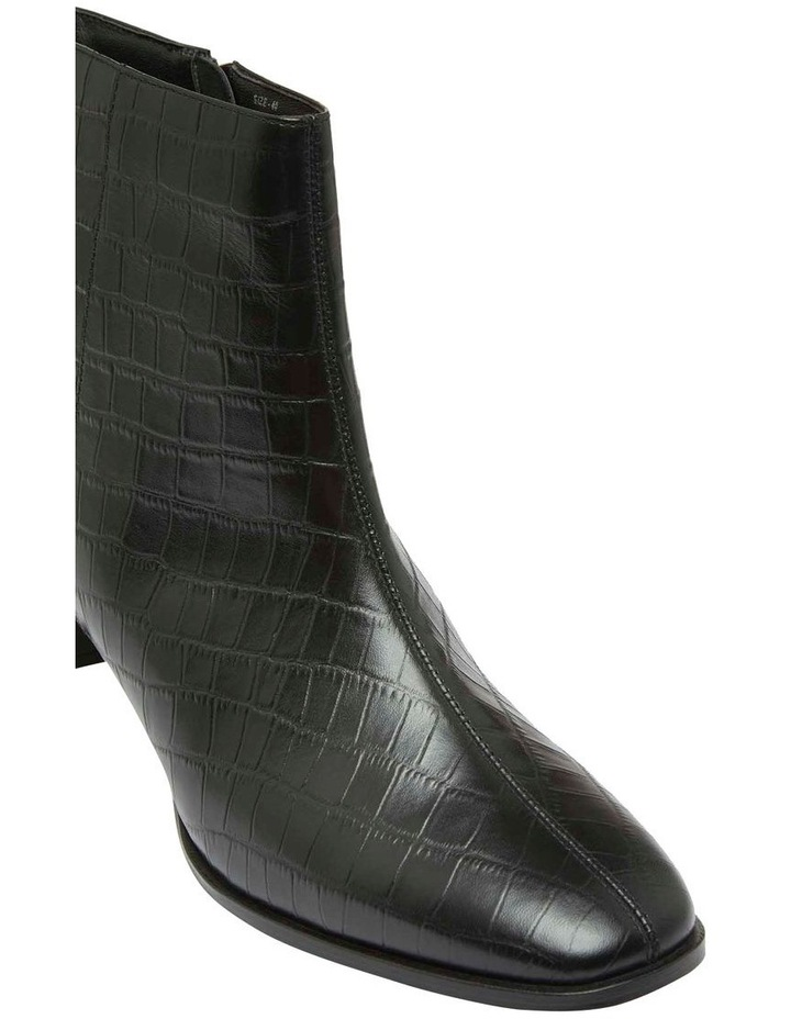 Lotte Croc Ankle Boot image 4