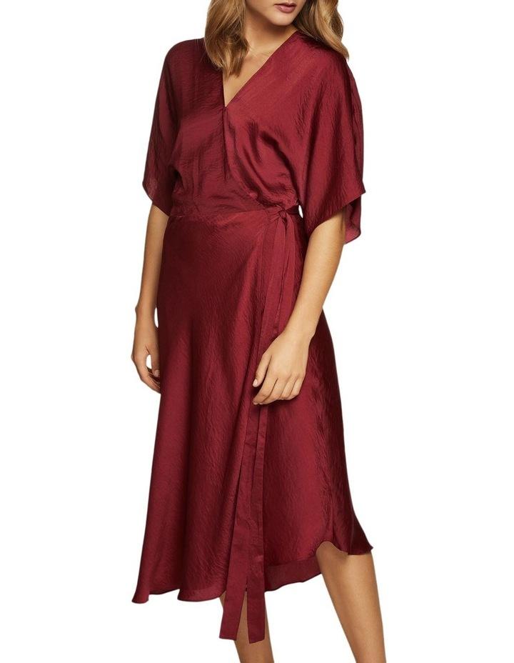 Minty Wrap Dress image 4