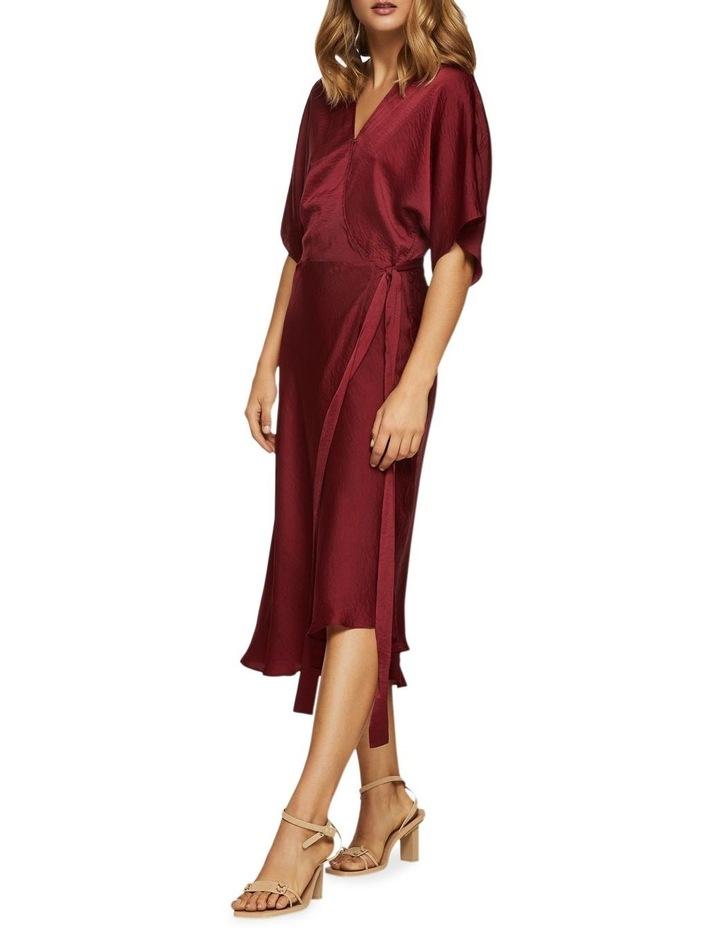 Minty Wrap Dress image 5