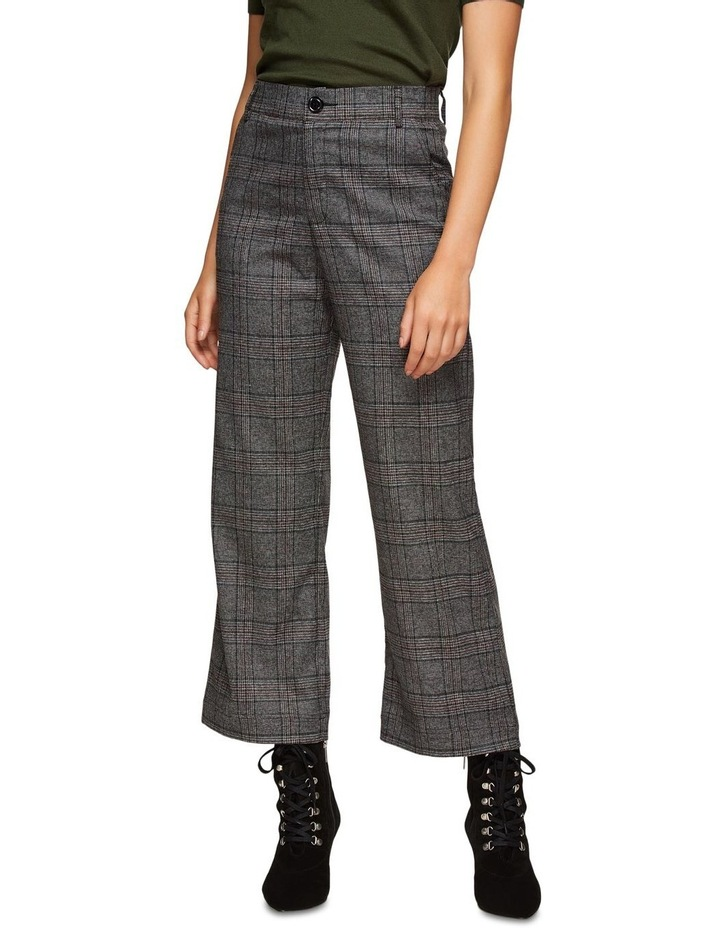 Helena Checked Culottes image 1