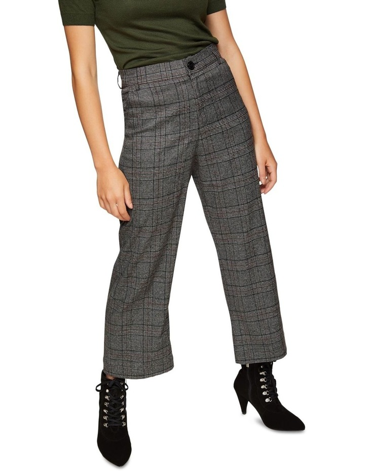 Helena Checked Culottes image 4