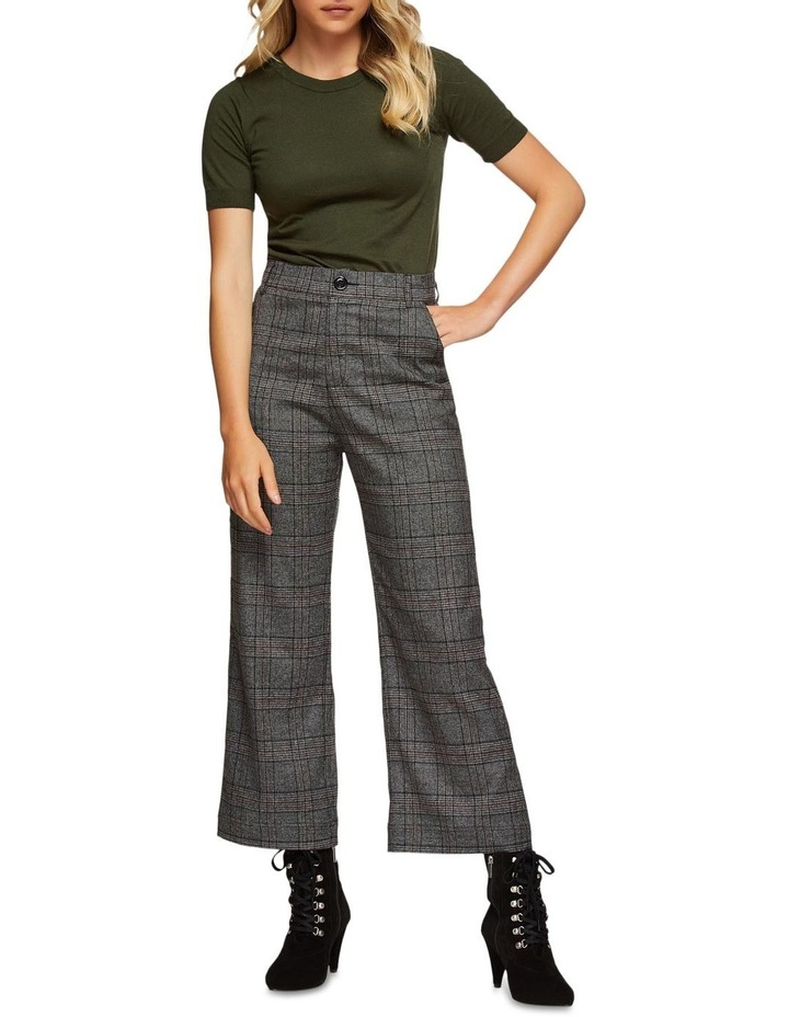 Helena Checked Culottes image 5