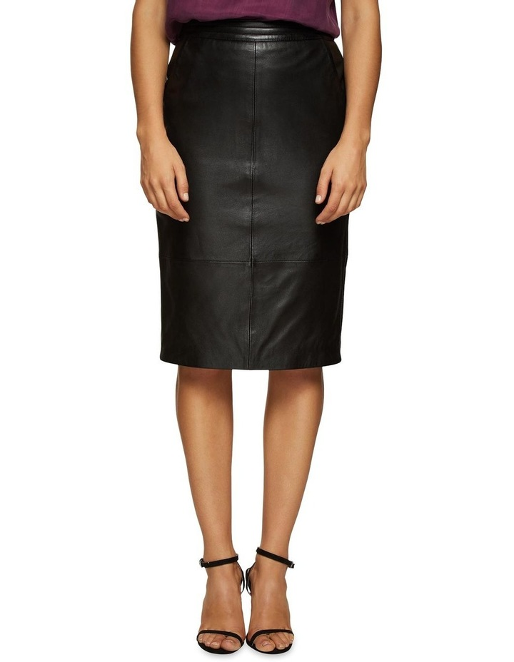 Scout Leather Skirt image 1