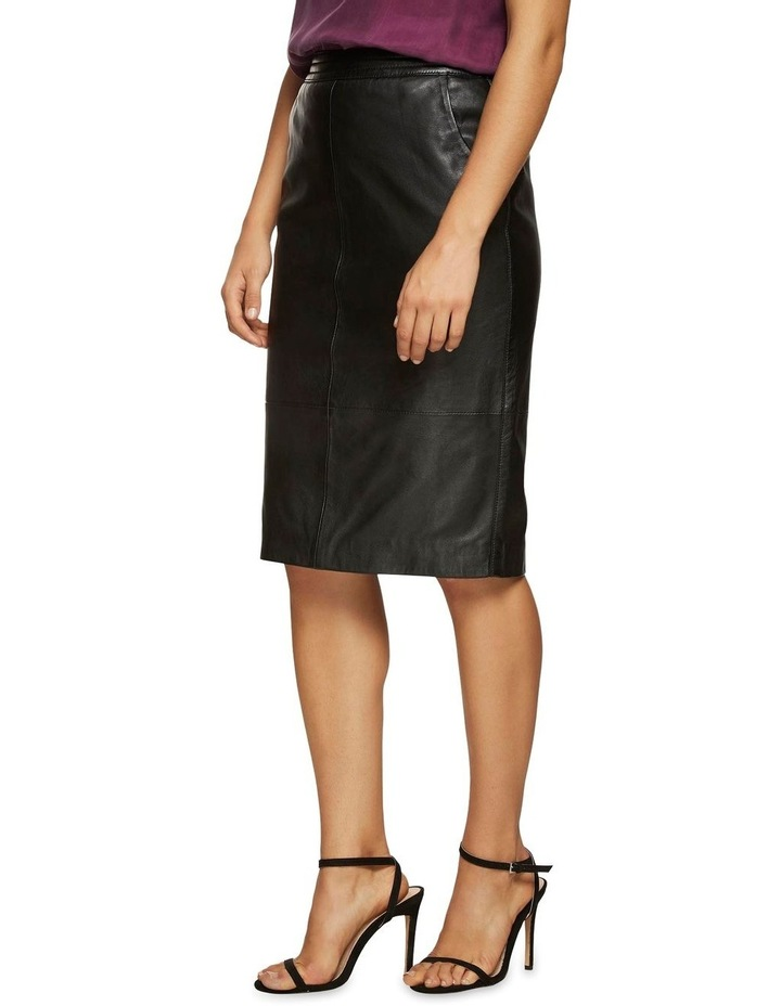 Scout Leather Skirt image 2