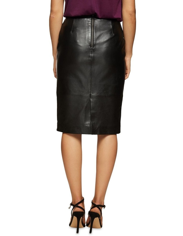 Scout Leather Skirt image 3